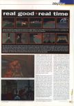 Scan of the review of Doom 64 published in the magazine 64 Extreme 3