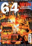 Cover scan of magazine 64 Extreme  3
