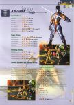 Scan of the walkthrough of Killer Instinct Gold published in the magazine 64 Extreme 3, page 2