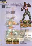 Scan of the walkthrough of Killer Instinct Gold published in the magazine 64 Extreme 3, page 3