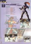 Scan of the walkthrough of Killer Instinct Gold published in the magazine 64 Extreme 3, page 7
