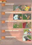 Scan of the walkthrough of Blast Corps published in the magazine 64 Extreme 3, page 2