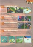 Scan of the walkthrough of Blast Corps published in the magazine 64 Extreme 3, page 3