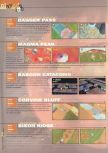 Scan of the walkthrough of Blast Corps published in the magazine 64 Extreme 3, page 8
