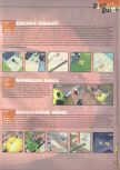Scan of the walkthrough of Blast Corps published in the magazine 64 Extreme 3, page 9
