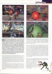Scan of the preview of Dark Rift published in the magazine 64 Extreme 3