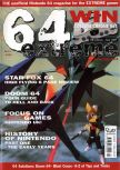 Cover scan of magazine 64 Extreme  4