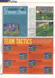 Scan of the review of International Superstar Soccer 64 published in the magazine 64 Extreme 4, page 2