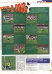 Scan of the review of International Superstar Soccer 64 published in the magazine 64 Extreme 4, page 3