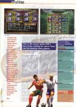 Scan of the review of International Superstar Soccer 64 published in the magazine 64 Extreme 4, page 4