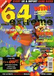 Cover scan of magazine 64 Extreme  8