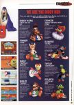 Scan of the review of Diddy Kong Racing published in the magazine 64 Extreme 8, page 2