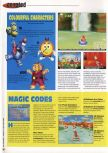 Scan of the review of Diddy Kong Racing published in the magazine 64 Extreme 8, page 3