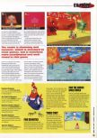 Scan of the review of Diddy Kong Racing published in the magazine 64 Extreme 8, page 4