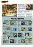 Scan of the review of Extreme-G published in the magazine 64 Extreme 8