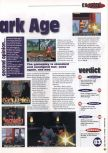 Scan of the review of Mace: The Dark Age published in the magazine 64 Extreme 8, page 2
