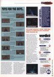 Scan of the review of Doom 64 published in the magazine 64 Extreme 8, page 2