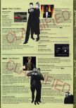Scan of the walkthrough of Goldeneye 007 published in the magazine 64 Extreme 8