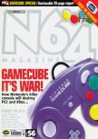 Cover scan of magazine N64  56