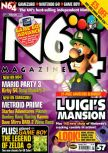 Cover scan of magazine N64  57