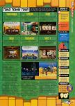 Scan of the review of Paper Mario published in the magazine N64 58, page 6
