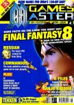 Scan de la couverture du magazine Games Master  71