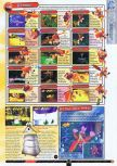Scan of the review of Banjo-Kazooie published in the magazine Games Master 71