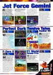 Scan of the article Guide to E3 1998 published in the magazine Games Master 71, page 5
