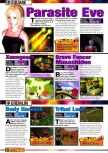 Scan of the article Guide to E3 1998 published in the magazine Games Master 71, page 8