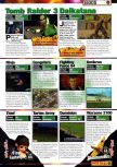 Scan of the article Guide to E3 1998 published in the magazine Games Master 71, page 9