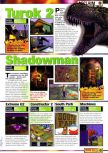 Scan of the article Guide to E3 1998 published in the magazine Games Master 71, page 13