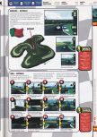 Scan of the walkthrough of F-1 World Grand Prix published in the magazine 64 Soluces 4