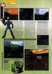 Scan of the preview of Battlezone: Rise of the Black Dogs published in the magazine 64 Magazine 29