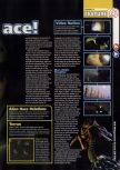 Scan of the preview of Starcraft 64 published in the magazine 64 Magazine 29