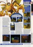 Scan of the review of A Bug's Life published in the magazine 64 Magazine 29