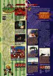 Scan of the review of Aero Fighters Assault published in the magazine GamePro 112