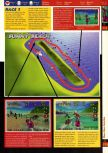 Scan of the walkthrough of Wave Race 64 published in the magazine 64 Solutions 02, page 2