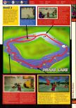 Scan of the walkthrough of Wave Race 64 published in the magazine 64 Solutions 02, page 4