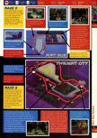 Scan of the walkthrough of Wave Race 64 published in the magazine 64 Solutions 02, page 6