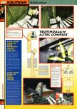 Scan of the walkthrough of Goldeneye 007 published in the magazine 64 Solutions 2