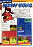 Scan of the walkthrough of  published in the magazine 64 Solutions 02, page 1