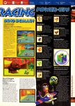Scan of the walkthrough of  published in the magazine 64 Solutions 02, page 2