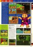 Scan of the walkthrough of  published in the magazine 64 Solutions 02, page 10