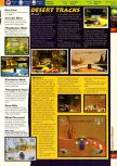 Scan of the walkthrough of Extreme-G published in the magazine 64 Solutions 02, page 2