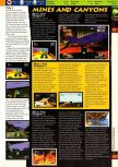 Scan of the walkthrough of Extreme-G published in the magazine 64 Solutions 02, page 4