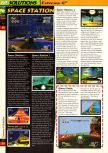 Scan of the walkthrough of Extreme-G published in the magazine 64 Solutions 02, page 5