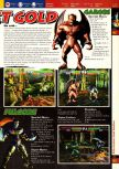 Scan of the walkthrough of Killer Instinct Gold published in the magazine 64 Solutions 02, page 2