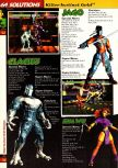 Scan of the walkthrough of Killer Instinct Gold published in the magazine 64 Solutions 02, page 3