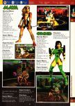 Scan of the walkthrough of Killer Instinct Gold published in the magazine 64 Solutions 02, page 4