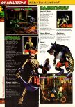 Scan of the walkthrough of Killer Instinct Gold published in the magazine 64 Solutions 2